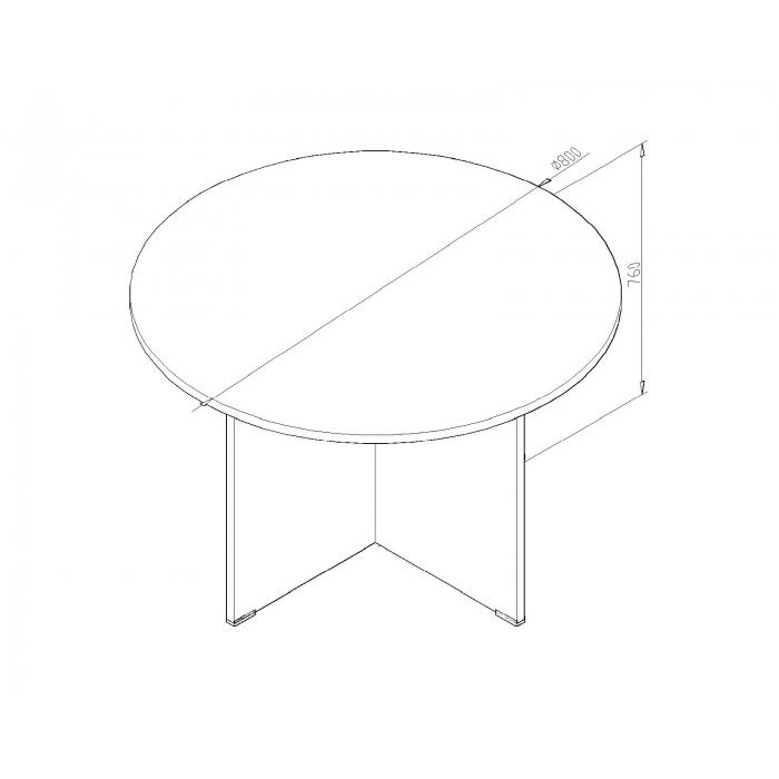 圆桌简笔画图片