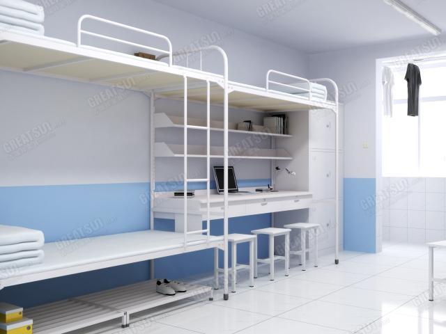 6人学生公寓带洗手间